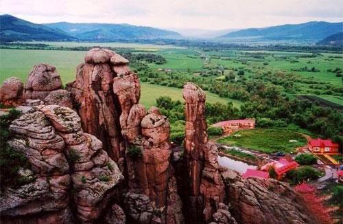 好森沟景区-国家森林公园经典旅游线路4日游